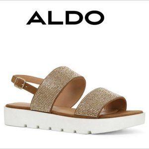 ALDO Eowenna Rhinestone Sandals